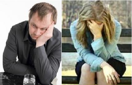 Depresia înseamnă slăbiciune?